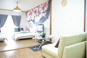 Sakura Apartemnt 0-13, Ferienhäuser  Osaka - big - 8
