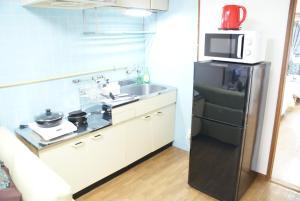 Sakura Apartemnt 0-13, Nyaralók  Oszaka - big - 11