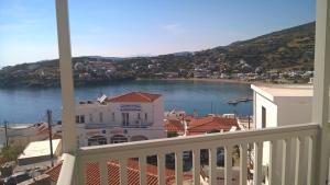 Villa Batsi View Andros Greece