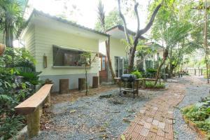P's cottage บ้านพักในสวนสวย - Trang