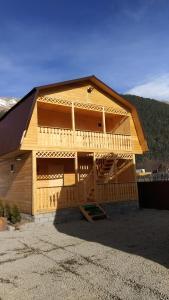 Guest House Berloga09 - Dausuz