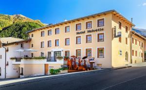 Hotel Helvetia - Tubre