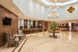 Dann Carlton Bogota, Hotels  Bogotá - big - 52