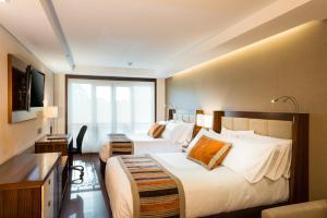 Dann Carlton Bogota, Hotels  Bogotá - big - 7