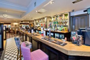 The Abbey Inn, Fogadók  Paisley - big - 31
