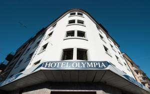 emblème de l'établissement Olympia Hotel Zurich