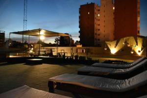 La Casa De Arriba Hostel Rosario, Ostelli  Rosario - big - 18