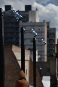 La Casa De Arriba Hostel Rosario, Ostelli  Rosario - big - 32