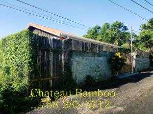 Chateau Bamboo, Priváty  Gros Islet - big - 1