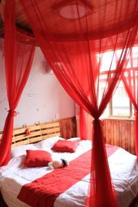 Warm Trip Guest House, Проживание в семье  Wujiaqiao - big - 6