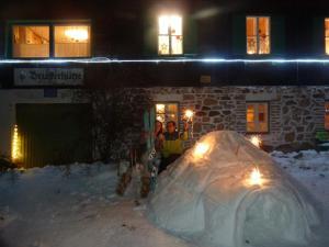 Bruckerhütte - Zistl