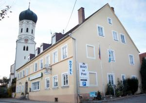 Garni-Hotel zur Post - Gernlinden
