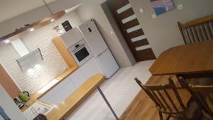 Apartament na Wolanach