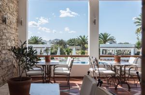 Porto Naxos, Отели  Наксос - big - 67