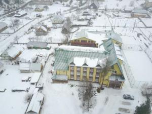 Отель Ялынка, Вышков