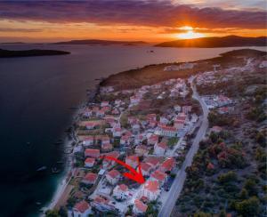 Apartments More, Ferienwohnungen  Trogir - big - 43