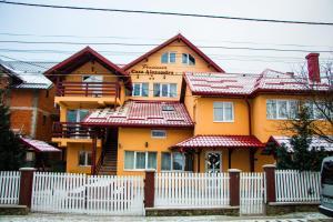 Pensiunea Casa Alexandra