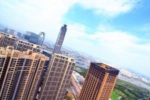 Guangzhou Bin Ke International Apartment Pazhou Branch, Apartmány  Kanton - big - 33