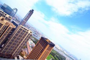 Guangzhou Bin Ke International Apartment Pazhou Branch, Apartmány  Kanton - big - 31