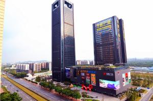 Guangzhou Mitu International Apartment Pazhou Branch, Apartmány  Kanton - big - 31