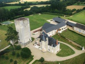 Location gîte, chambres d'hotes Château de Mazières dans le département Indre 36