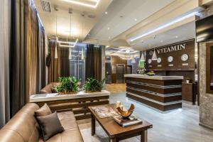 """Hotel """"VITAMIN"""" - Novotitarovskaya"""