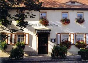 Hotel Altdeutsche Weinstuben - Laucha