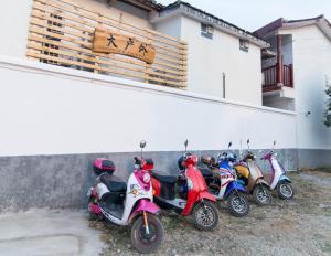 Yangshuo Dahuwai Camps Hotel, Hotel  Yangshuo - big - 41