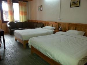Yangshuo Dahuwai Camps Hotel, Hotel  Yangshuo - big - 51