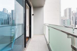 Relax in Luxury & Modern MELB 1BD, Apartments  Melbourne - big - 6