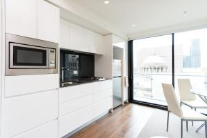 Relax in Luxury & Modern MELB 1BD, Apartments  Melbourne - big - 7