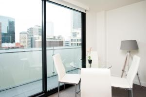 Relax in Luxury & Modern MELB 1BD, Apartments  Melbourne - big - 11