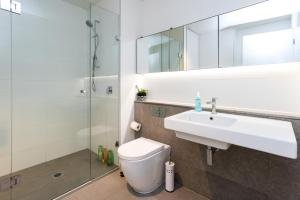 Relax in Luxury & Modern MELB 1BD, Apartments  Melbourne - big - 13