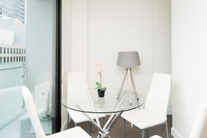 Relax in Luxury & Modern MELB 1BD, Apartments  Melbourne - big - 14