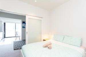 Relax in Luxury & Modern MELB 1BD, Apartments  Melbourne - big - 19