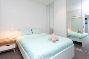 Relax in Luxury & Modern MELB 1BD, Apartments  Melbourne - big - 21