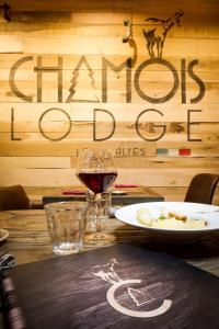 Chamois Lodge, Hotely  Les Deux Alpes - big - 16
