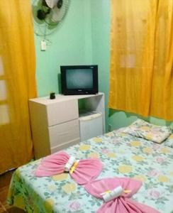 Pousada Tok do Mar, Guest houses  Rio do Fogo - big - 4