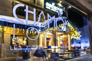 Chamois Lodge, Hotely  Les Deux Alpes - big - 17