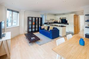 Stunning 1 bed sleeps 4 in Paddington, Apartmány  Londýn - big - 1