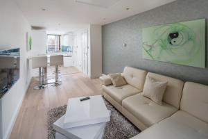 Stunning 1 bed sleeps 4 apartment in Notting Hill, Appartamenti  Londra - big - 1