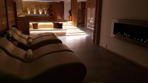 Housemuhlbach Wellness Aquaspa, Aparthotels  Sappada - big - 101