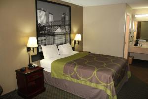 Super 8 by Wyndham Bossier City/Shreveport Area, Hotel  Bossier City - big - 25