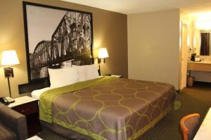 Super 8 by Wyndham Bossier City/Shreveport Area, Hotel  Bossier City - big - 33