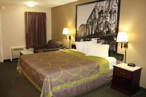 Super 8 by Wyndham Bossier City/Shreveport Area, Hotel  Bossier City - big - 23
