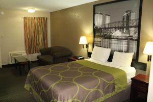 Super 8 by Wyndham Bossier City/Shreveport Area, Hotel  Bossier City - big - 20