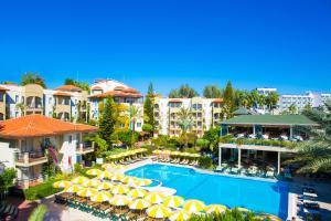 Отель Gardenia Beach Hotel, Окурджалар