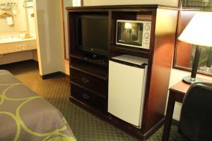 Super 8 by Wyndham Bossier City/Shreveport Area, Hotel  Bossier City - big - 17