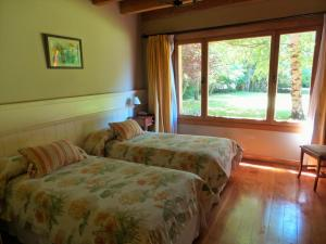 Twin Room Hosteria El Establo
