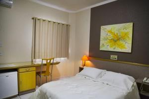 Litani Park Hotel, Hotel  Santa Fé do Sul - big - 21